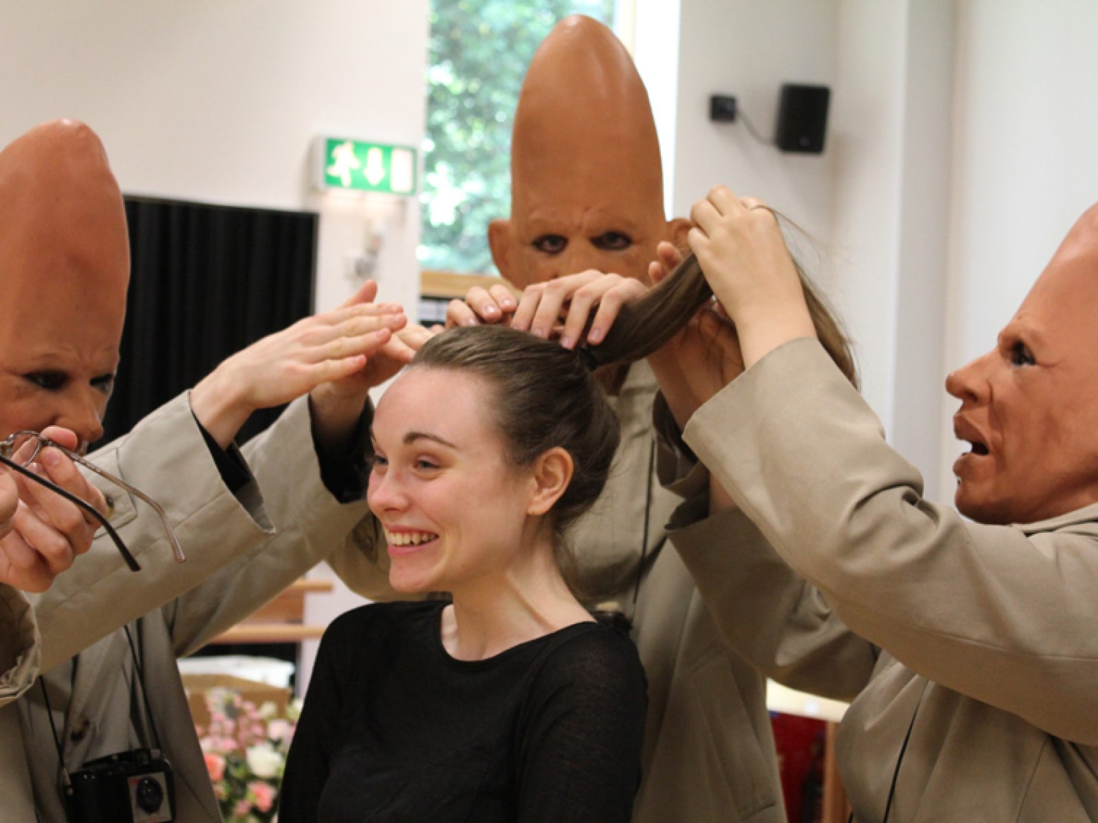 Street Theatre & Performance Workshops
