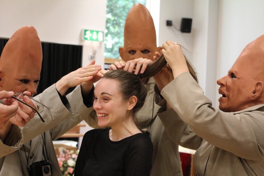 Street Theatre & Performance Workshops